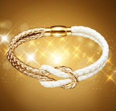 財運金蛇白蛇ブレスは金蛇様と白蛇様の金運パワーブレス