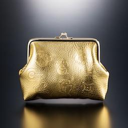 金運宝財布は宝来宝来神社ご祈祷済みのがま口財布
