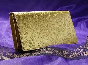 財布屋の「金の財布」は金運アップ情報満載の開運財布