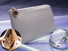 財布屋の白蛇 世界一使いやすい財布はレジさっとの白蛇版