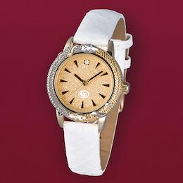 財運白蛇時計で本物の金運力を身につける